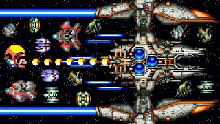 "Mario REMIX! | Part.3 | : ""Gradius!"" | (FULL GAMEPLAY ; NO COMMENTARY!) [HD&60FPS]"