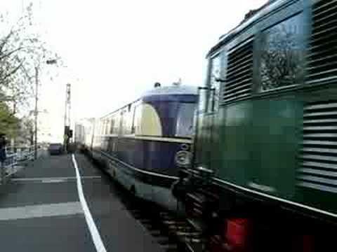 E 18 0 47 und E 18 31 S-Bahnhof Plagwitz