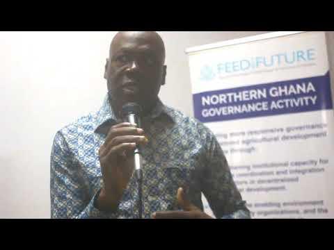CARE International Northern Ghana Governance Activity
