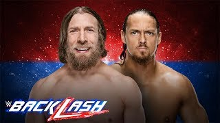 WWE BACKLASH 2018 DANIEL BRYAN VS BIG CASS - WWE 2k18
