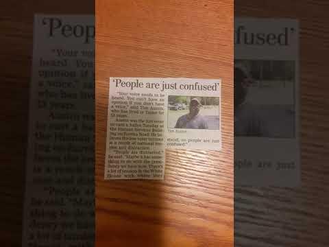 Sunday News-Herald Newspaper 8-13-17