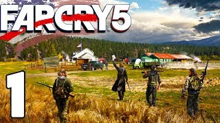 NAUGHTY JESUS FANS | Far Cry 5 Gameplay Let