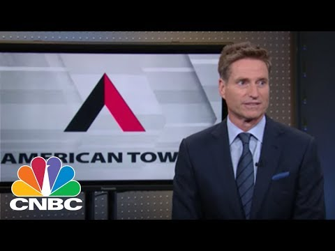 American Tower CEO: Rational Markets | Mad Money | CNBC