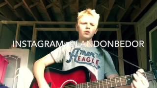 Chris Stapleton - Broken Halos (Cover by Landon Bedor)