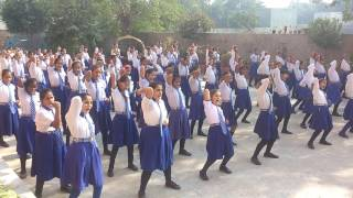 St. Charles School Samaspur Khalsa Self Defence Trainig