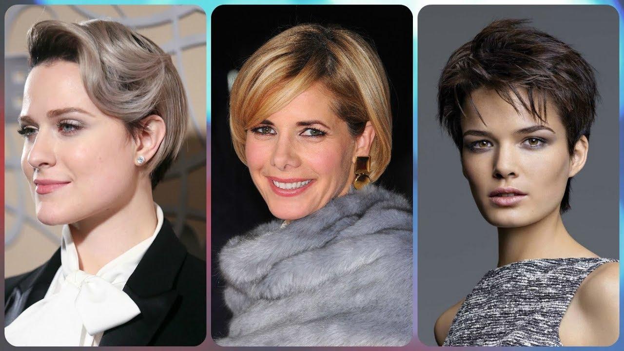 Taglio capelli corti 2019 donne 40 anni