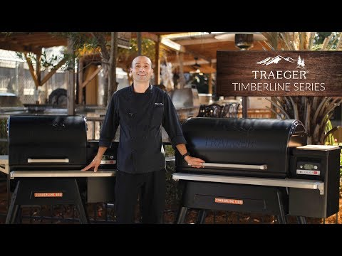 Traeger Timberline 1300 Wood Fired Pellet Grill & Smoker Review   BBQGuys.com