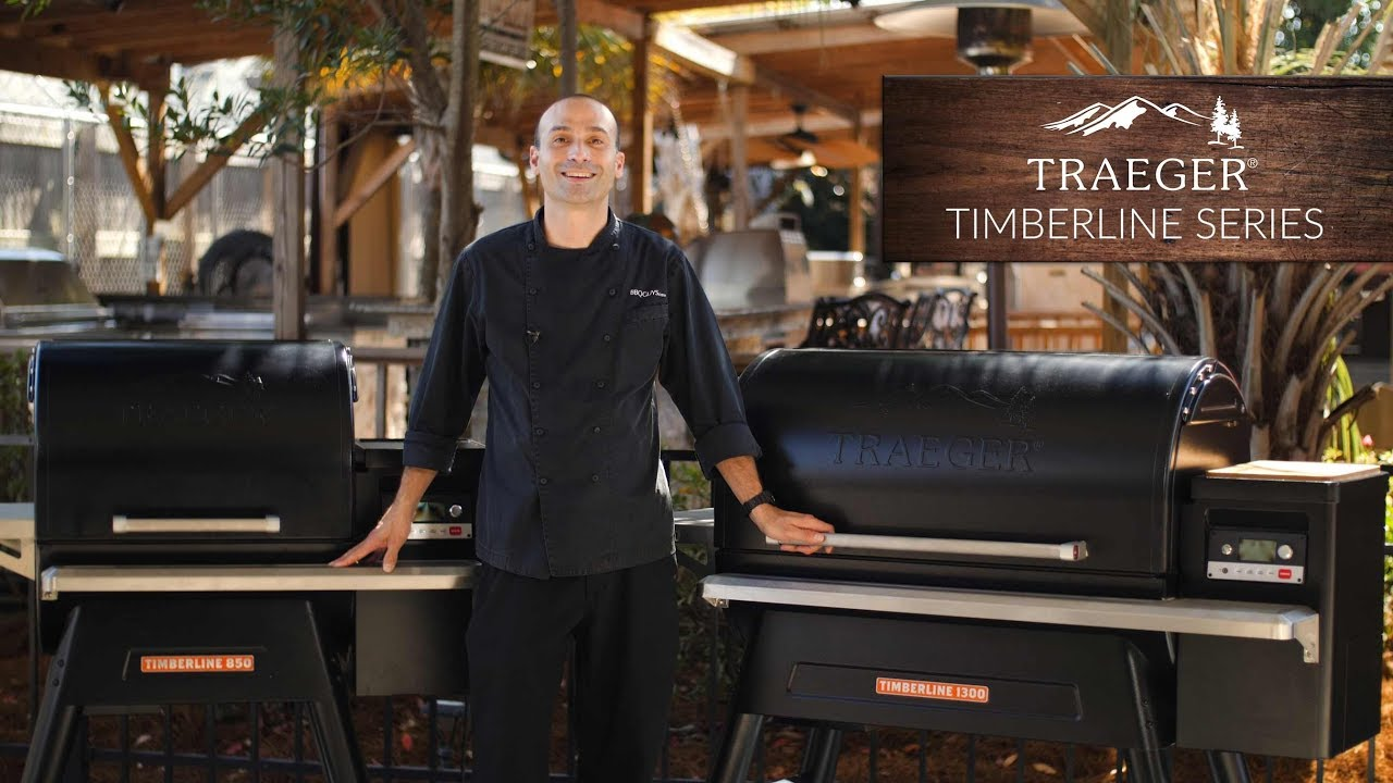 Traeger Timberline 850 Wood Fired Pellet Grill Amp Smoker