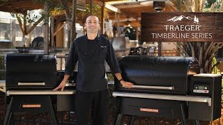 Traeger Timberline 1300 Wood Fired Pellet Grill & Smoker Review | BBQGuys.com