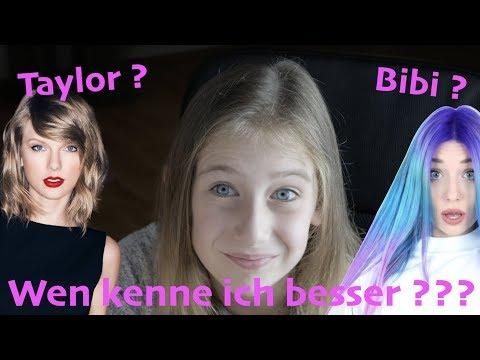 Taylor oder Bibi ? Wen kenne ich besser ??? | Die Emmy
