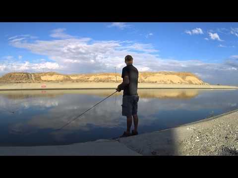 California Aqueduct Fishing Bakersfield, Ca