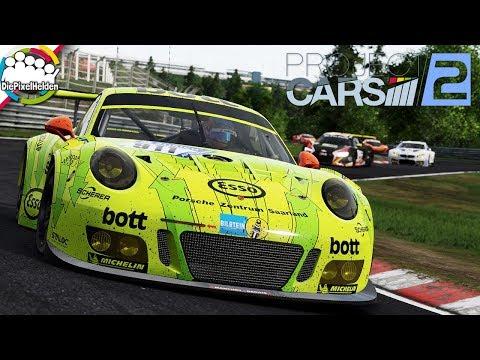 PROJECT CARS 2 - Porsche 911 GT3 R @ Nürburgring Nordschleife (24h) - Let