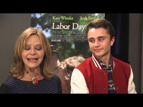 'Labor Day' Interview with Joyce Maynard and Gattlin Griffith