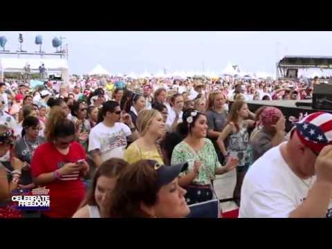94.9 KLTY's Celebrate Freedom 24 - June 28, 2014