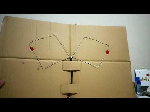 數位電視天線DIY[005]-口木呆-呆呆過生活
