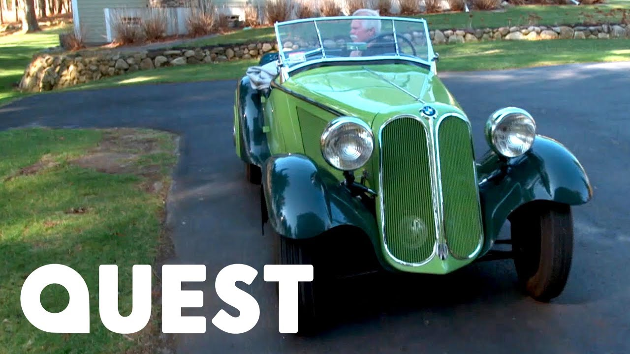 Coolest Vintage Cars | Chasing Classic Cars - YouTube