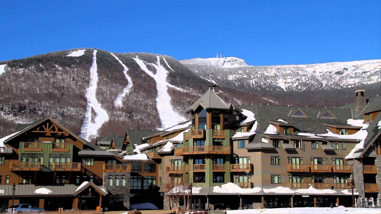 stowe mountain resort in vermont: a year round destination with
