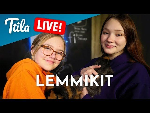 Ttila LIVE: Lemmikit (5.3.2019)