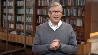 Bill Gates on pusнback against masks: 'We tell people to wear clothes'