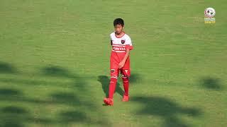 Thailand Youth League Highlight:ไทยฮอนด้า เอฟซี 0-3 กาารท่าเรือ เอฟซี
