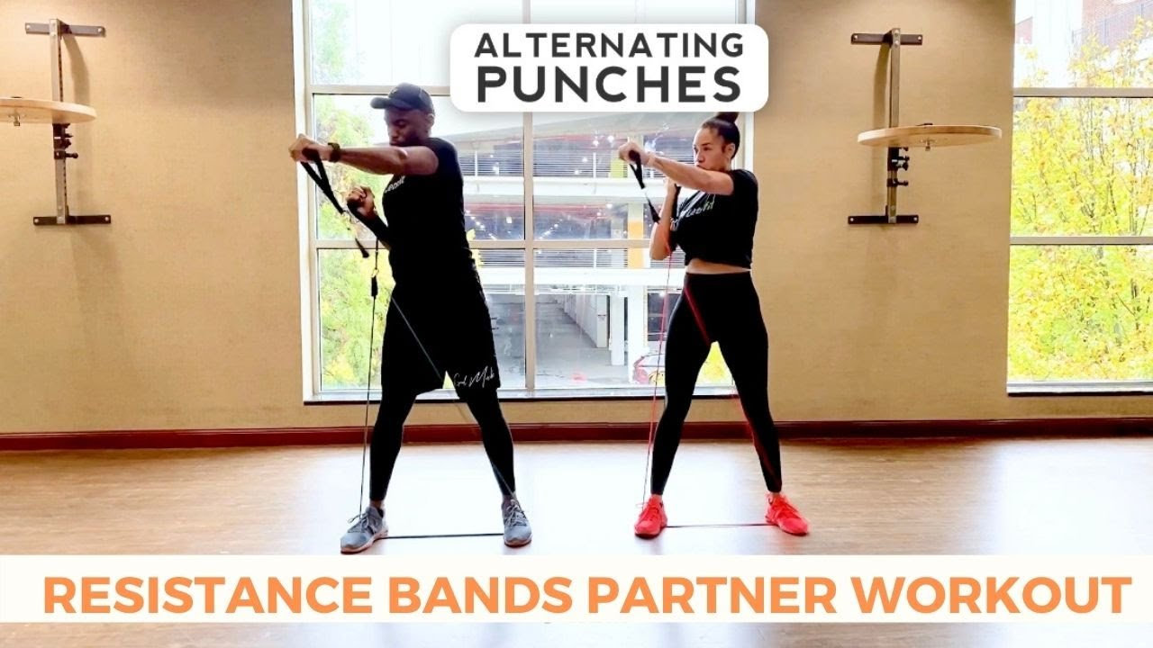 7 Resistance Band Benefits for Weight Loss
