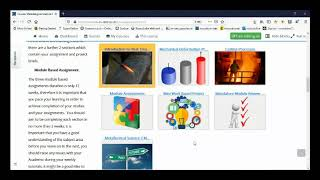 Metallurgical Science 1 learning portal