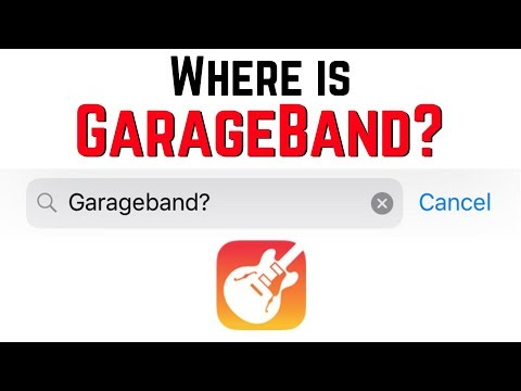 How to download GarageBand on iOS 12 (iPhone/iPad)