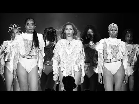 Beyoncé- Mine/Baby Boy/Hold up/Countdown (Formation World Tour DVD)