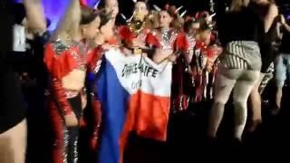 Pekelná jízda - Hell ride - D4L Opava - Dance 4 Life Opava 2016