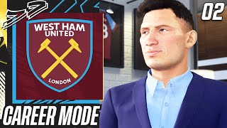 WE GOT HIM FOR £23,000,000!!! WHAT A BARGAIN!!!😍 - FIFA 21 West Ham Career Mode EP2
