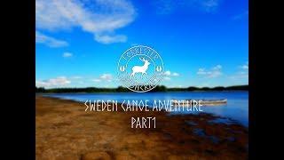 Sweden Canoe adventure | Part 1
