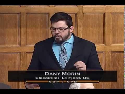 Dany Morin: Fermeture définitive du bureau de poste de Chicoutimi-Nord