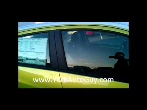 Chevrolet Spark - First Test Drive and Review - York, PA - Excellent Review
