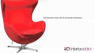 Egg Chair - Reproduction Egg Chair