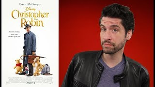 Christopher Robin - Movie Review