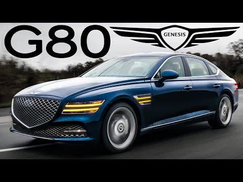 Twin Turbo Luxury - 2021 Genesis G80 Review