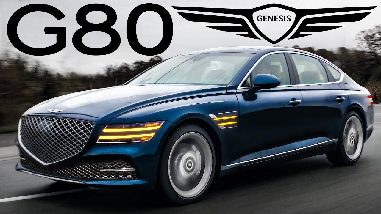 Download Twin Turbo Luxury - 2021 Genesis G80 Review