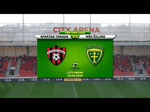 FC Spartak Trnava - MŠK Žilina 1:2 (0:0)
