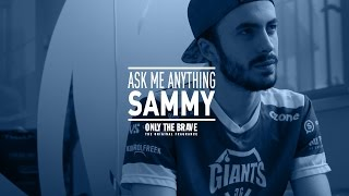 Ask Me Anything: @F7Sammy | Presented by Only The Brave