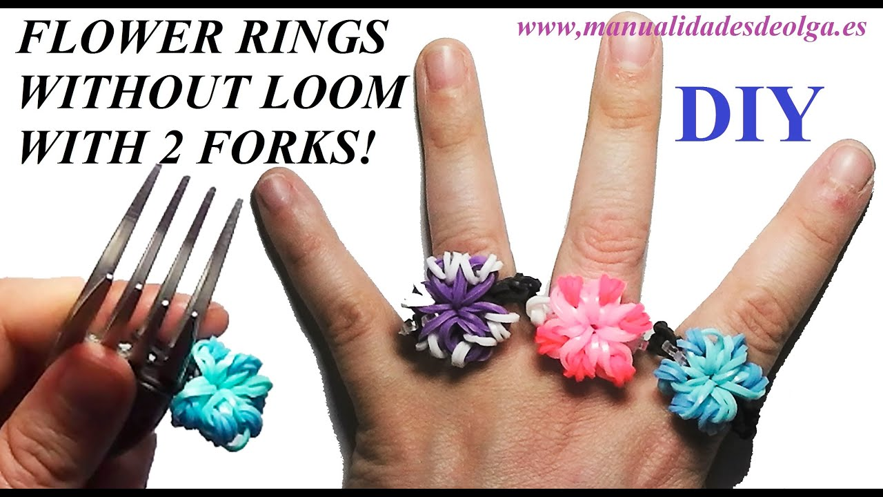 how to build loom bands