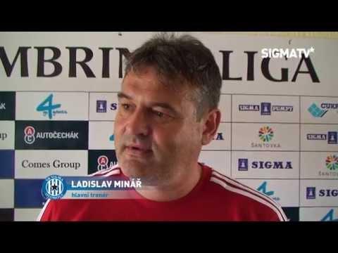 Interview před utkáním se Znojmem: Ladislav Minář