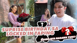 HAPPY BIRTHDAY MOMMY (Locked in taping surprise) | JoLai
