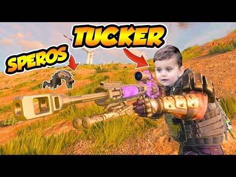 CoD BLACKOUT   i GOT SAVED BY AN 8 YEAR OLD!!! (iNSANE CLUTCH BY TUCKER)
