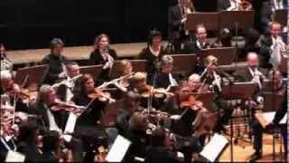 """Symphonie Nr. 9 e-moll """"Aus der neuen Welt"""", 4. Satz Allegro con fuoco, Antonin Dvorak"""