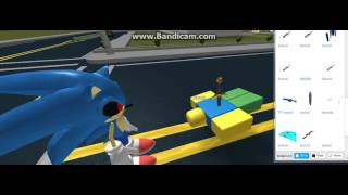 Roblox Studio SONIC EXE VS Roblox and Noob Dead and SONIC EXE DEAD