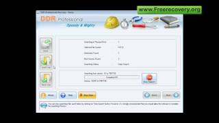 free data recovery software to reair disk files