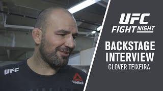 Fight Night Winnipeg: Glover Teixeira -