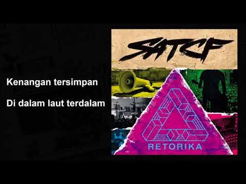 SATCF - NAMA DALAM DOA (LYRICS VIDEO)