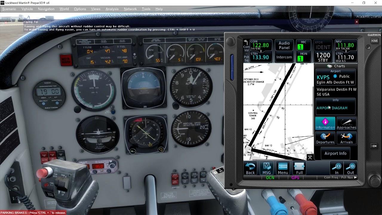 HOW TO- put the Flight One GTN750 in Carenado M20R Ovation (FSX/P3Dv4 2)