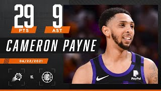 Cameron Payne STEPS UP with 29 PTS & 9 AST as Suns take 2-0 series lead ☀️ ‼️